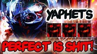 YaphetS 7.19 Shadow Fiend [PiS] Perfect is Shit! - Legend is Back - Dota 2