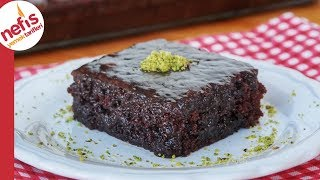 Brownie Tadında Mükemmel Bir Islak Kek