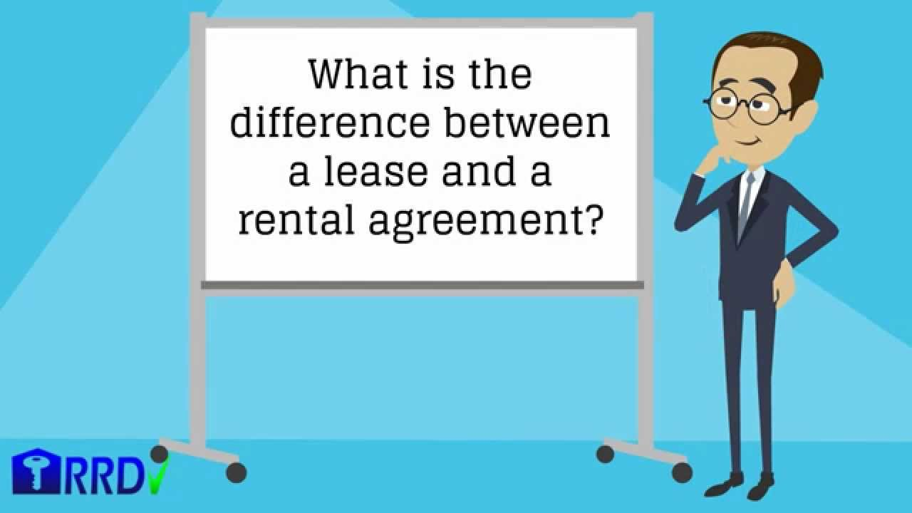 Landlord iq whats the difference between a rental agreement and a landlord iq whats the difference between a rental agreement and a lease youtube platinumwayz