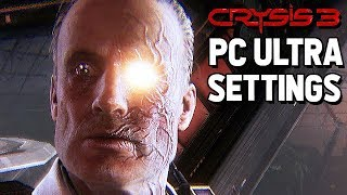 Crysis 3 Gameplay German ULTRA PC Settings - Ende der Menschheit