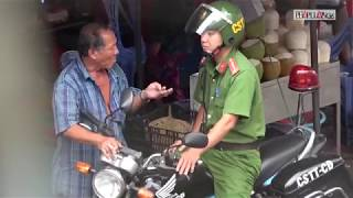 PLO - Những chủ sạp 'quyền lực' của tổ cảnh sát ở chợ Bà Chiểu