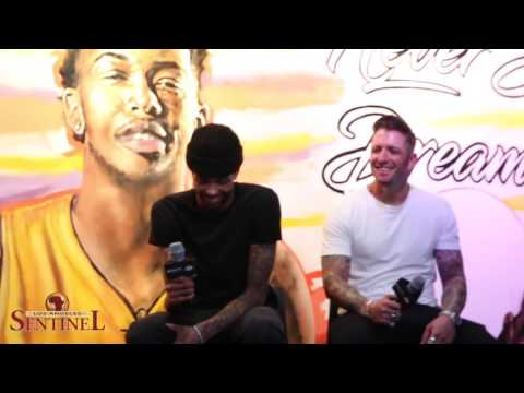 Beyond the Court with Los Angeles Lakers' Brandon Ingram - The Artist