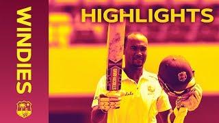 Windies v Bangladesh 2nd Test Day 1 2018