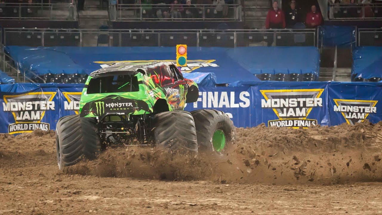 Monster jam san diego 2017 highlights