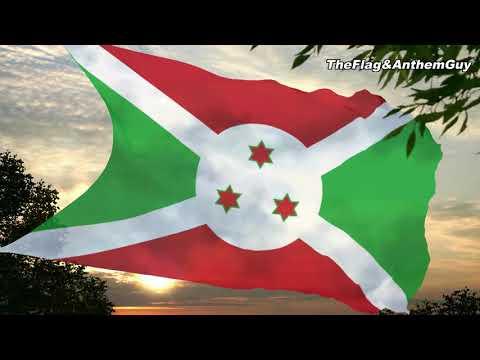 Flag and anthem of Burundi