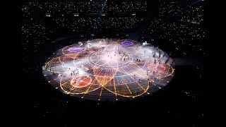 Check out these sights from the 2018 Winter Olympics Opening Ceremony