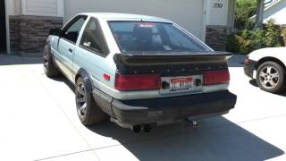 WAIT... You're Selling the Ae86??