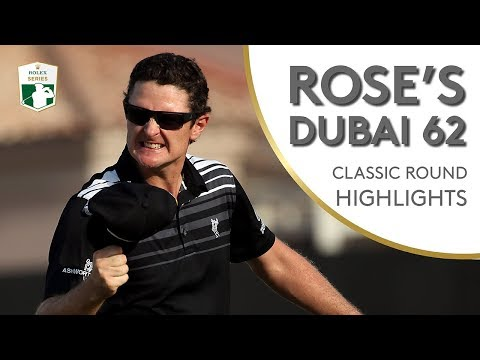 Justin Rose's Sunday 62 | Classic Round Highlights