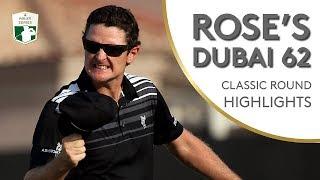 Justin Rose's Sunday 62 | Classic Round Highlights