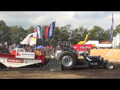 Tractorpulling 2015 European Championship Brande [DK] (HD)