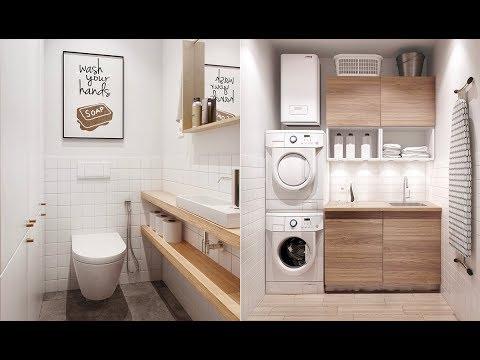 Ideas de diseño de cuartos de baño minimalistas