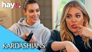 Kim & Kourtney's 'Ex-Box!' | Keeping Up With The Kardashian