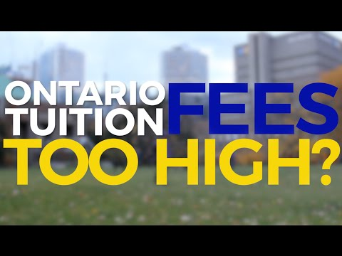 Can Ryerson cut tuition fees?
