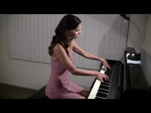 Liszt Liebestraum No3 on a Yamaha Clavinova