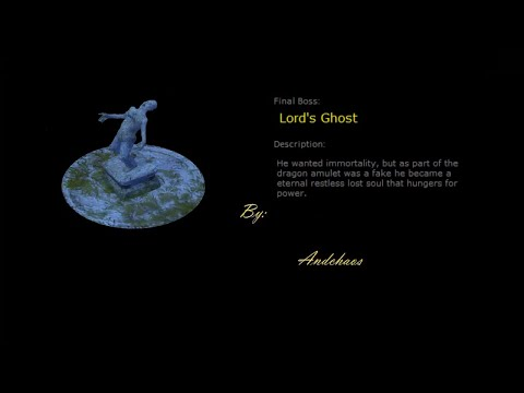 [PC] Konung 3 Ties of the Dynasty - Final Boss: Lords Ghost |