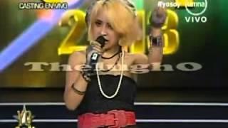 Yo Soy 20-05-13 Casting CYNDI LAUPER - Yo Soy Temporada 2013 [20/05/13]