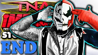 TNA IMPACT! Walkthrough Part 29 END! - Rey Mysterio/Suicide D,O.A. vs. 619 w/ PS4 Controller