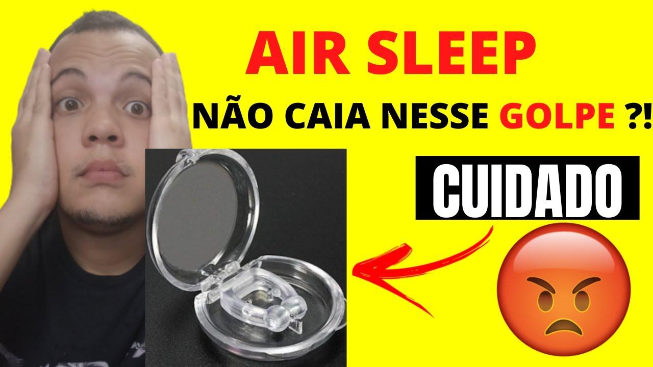 air sleep depoimento