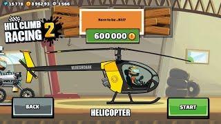 (OLUŞTURMA ARAÇ)2 Yarış tepeye Tırmanmak - YENİ HELİKOPTER