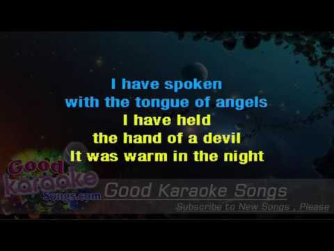 I Still Haven't Found What I'm Looking For -  U2 (Lyrics Karaoke) [ Goodkaraokesongs.com ]