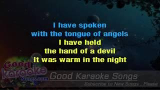I Still Haven't Found What I'm Looking For - U2 (Lyrics Karaoke) [ goodkaraokesongs.com ]
