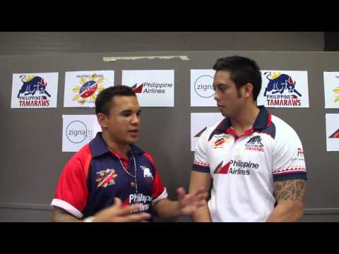 TAMARAW TV - PNRL Media Officer interview with Luke Srama