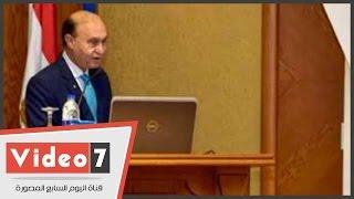 مهاب مميش يطالب من البرلمان بتخفيض نسبة الضرائب على المناطق الصناعية