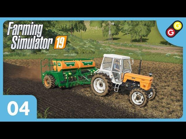 Farming Simulator 19 #04 On achète un nouveau semoir ! [FR]