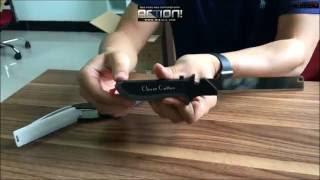 Clever Cutter Tesoura 2 em 1 Original Oficial
