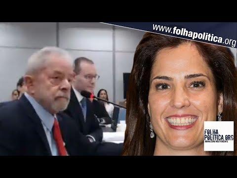 URGENTE: Lula tenta avacalhar juíza Gabriela Hardt em depoimento sobre sítio e é confrontado por ela