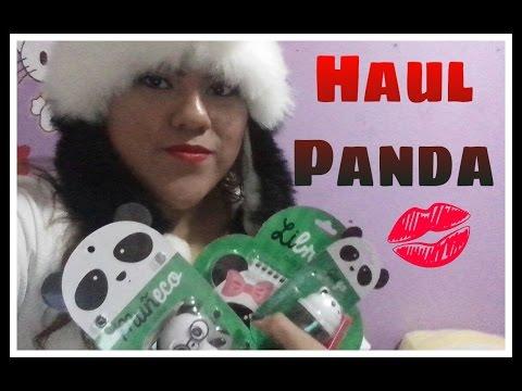 Haul Panda / Compras y más.