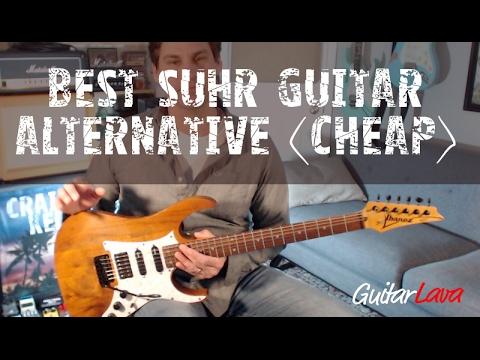 Best Suhr Guitar Alternative for UNDER $500 - Ibanez RT150