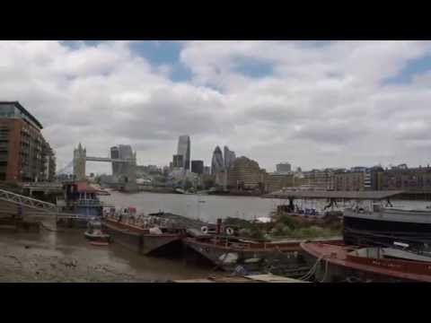 Great Britain Timelapse
