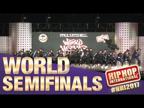 IMD - Great Britain (MegaCrew Division) at HHI2017 Semifinals