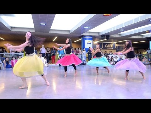Robson Square Summer Dance Series - Bollywood Remixed