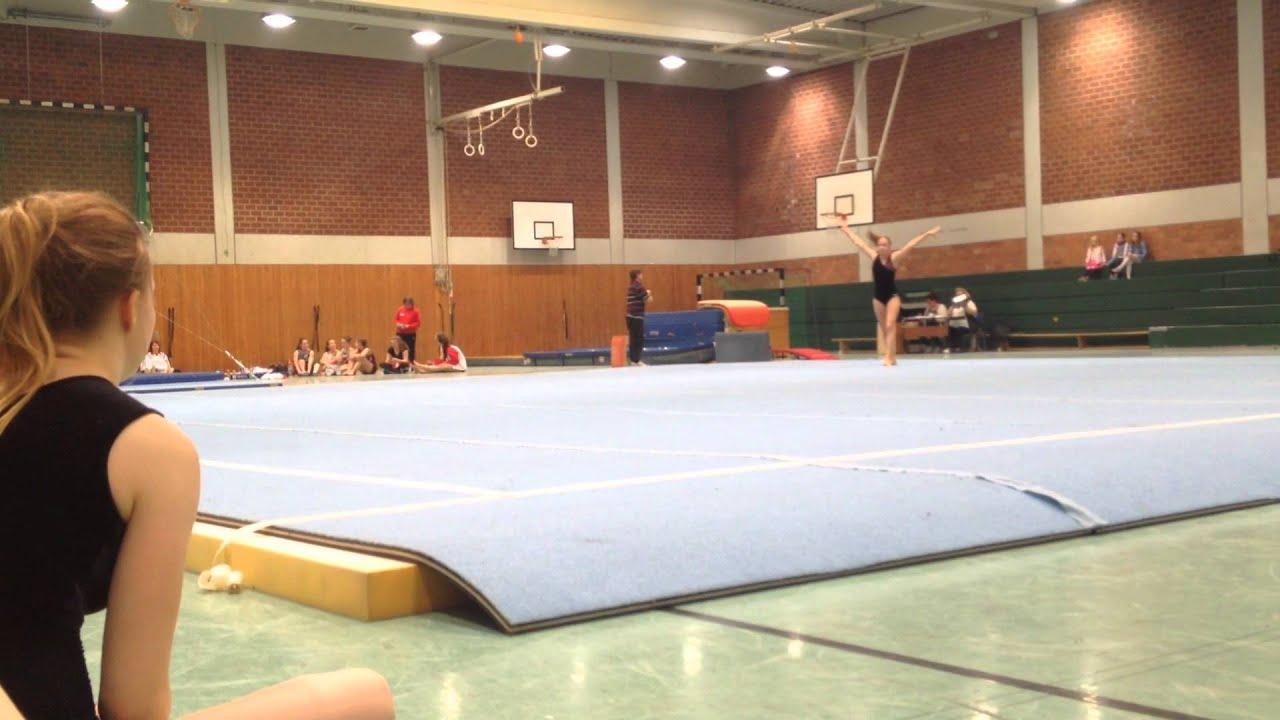 Wettkampf || Turnen Lk2 Gauliga 1 || gymnast sophie