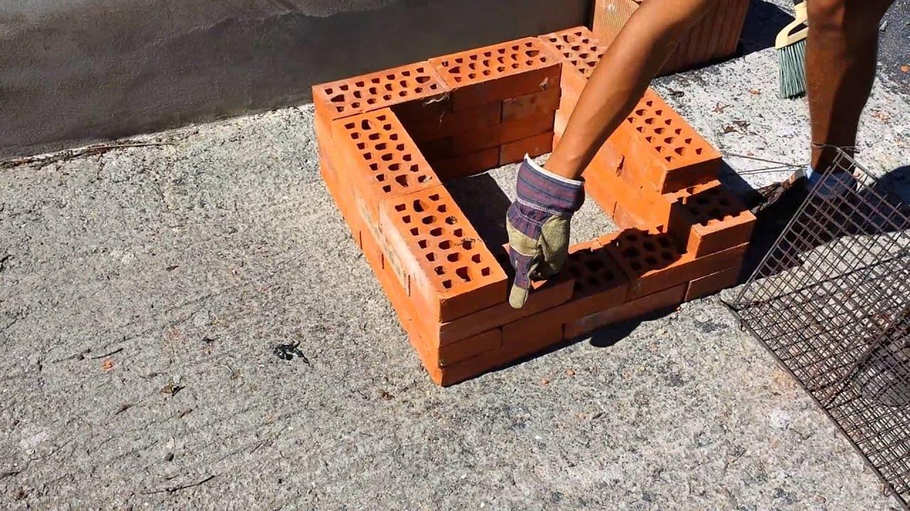 Come costruire un barbecue in 5 minuti dreamer youtube - Costruire un giardino ...