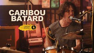 Caribou Bâtard - Write Shit // Houmous | LES CAPSULES live au SUPERSONIC RECORDS