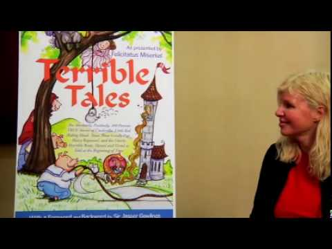 """An Interview with Jennifer Gordon, Author of """"Terrible Tales"""""""