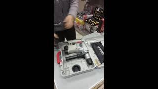 Перфоратор Forte RH 32-14 обзор инструмента