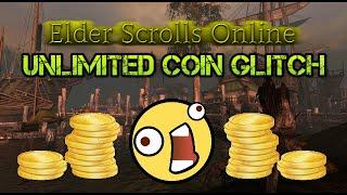 Elder Scrolls Online: UNLIMITED COIN GLTICH