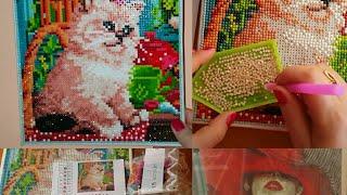 Творчество на карантине. Мозаика - отличный подарок и рецепт от скуки! Картина своими руками