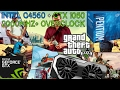 Intel G4560 + GTX 1060 6GB - Gaming GTA V - Very High 1080p