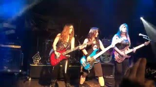 'Rime of the Ancient Mariner' - The Iron Maidens Live @ London Islington 14-Apr-2016
