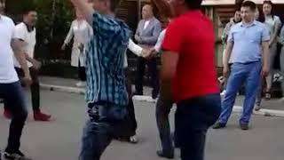 30.06.2018 День встречи выпускников Рустам в Костанае Кудобаев порвал танцпол!!!