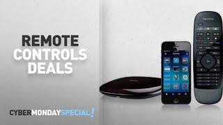 Walmart Top Cyber Monday Remote Controls Deals: Logitech Harmony Smart Remote Control