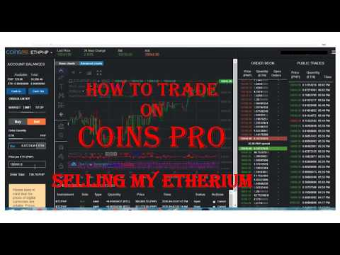 how to trade in coins pro