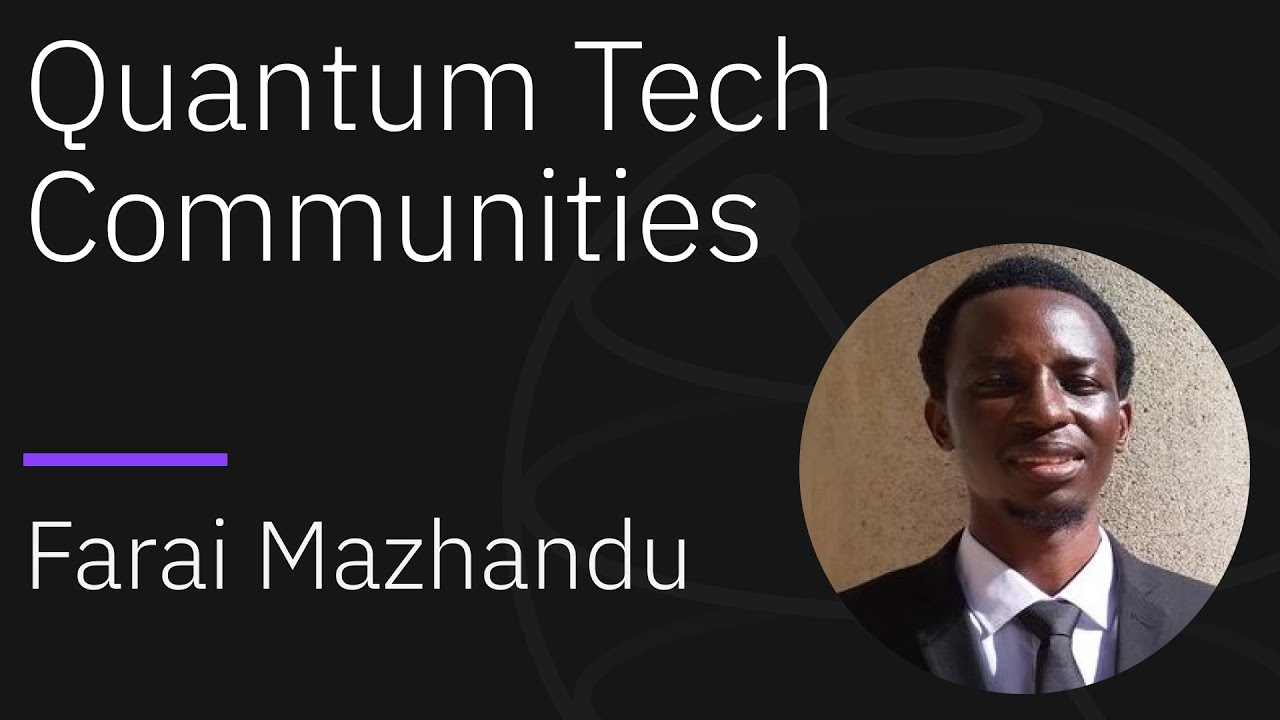 Farai Mazhandu: From Open Source to a Global Community