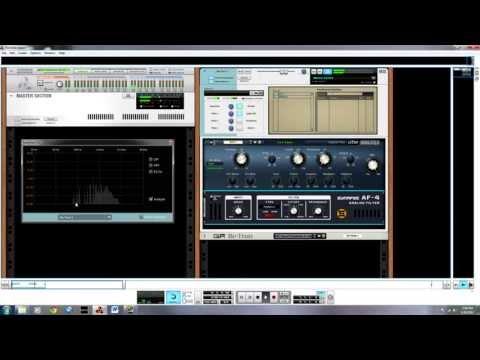 u-he Runciter Rack Extension Review - Propellerhead Reason 7