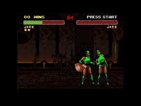 Mortal Kombat 2 SNES Cheats